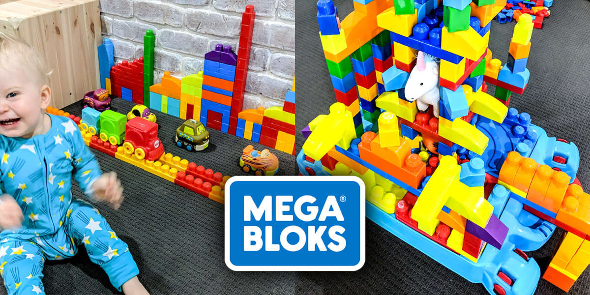 Megabloks STEM Blocks