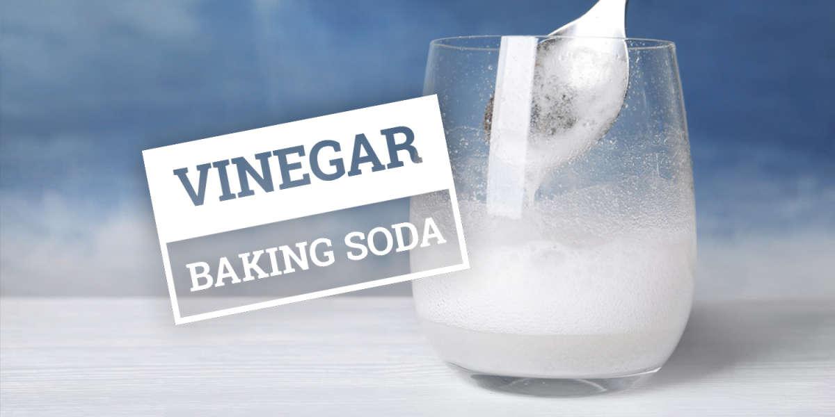 Vinegar and Baking Soda Reaction Explained