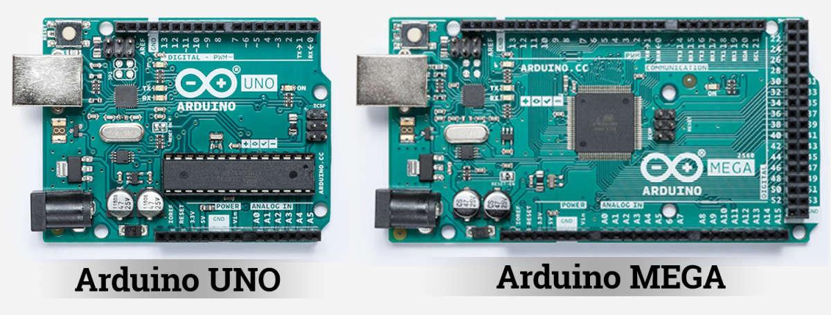 Arduino UNO and MEGA Boards Rev 3