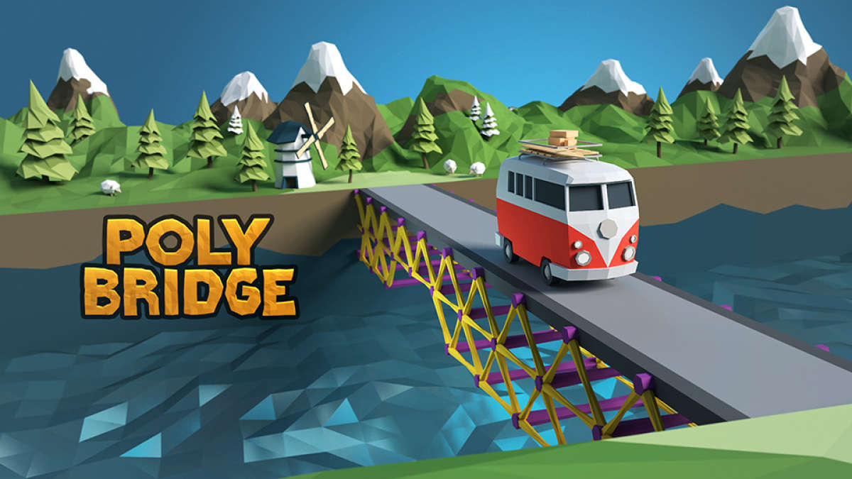 Poly Bridge by Dry Cactus Limited