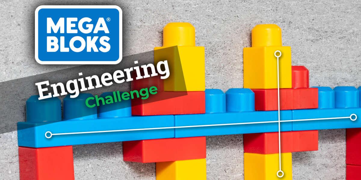 Megabloks Bridge Engineering Challenge