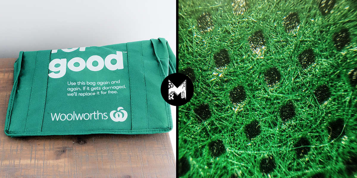 Kmart Smartphone Microscope Converter - Woolworths Bag
