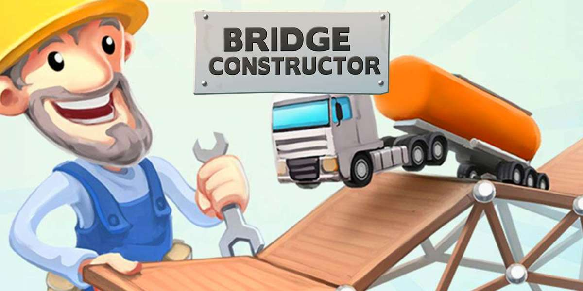 Bridge Constructor Game for Engineering STEM