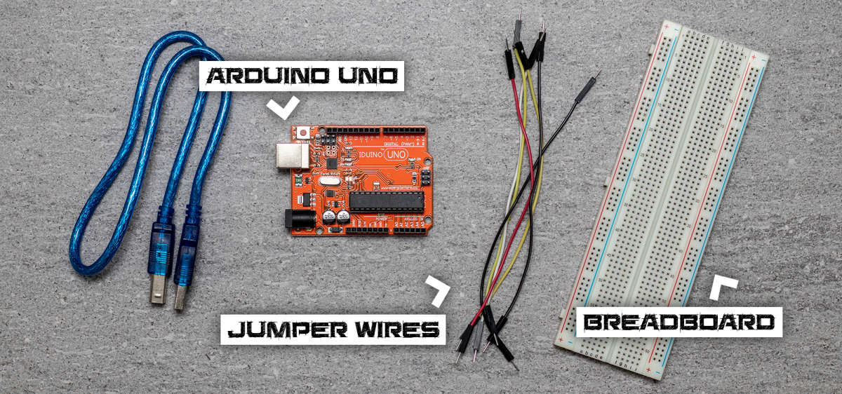 Arduino Starter Gear for Kids