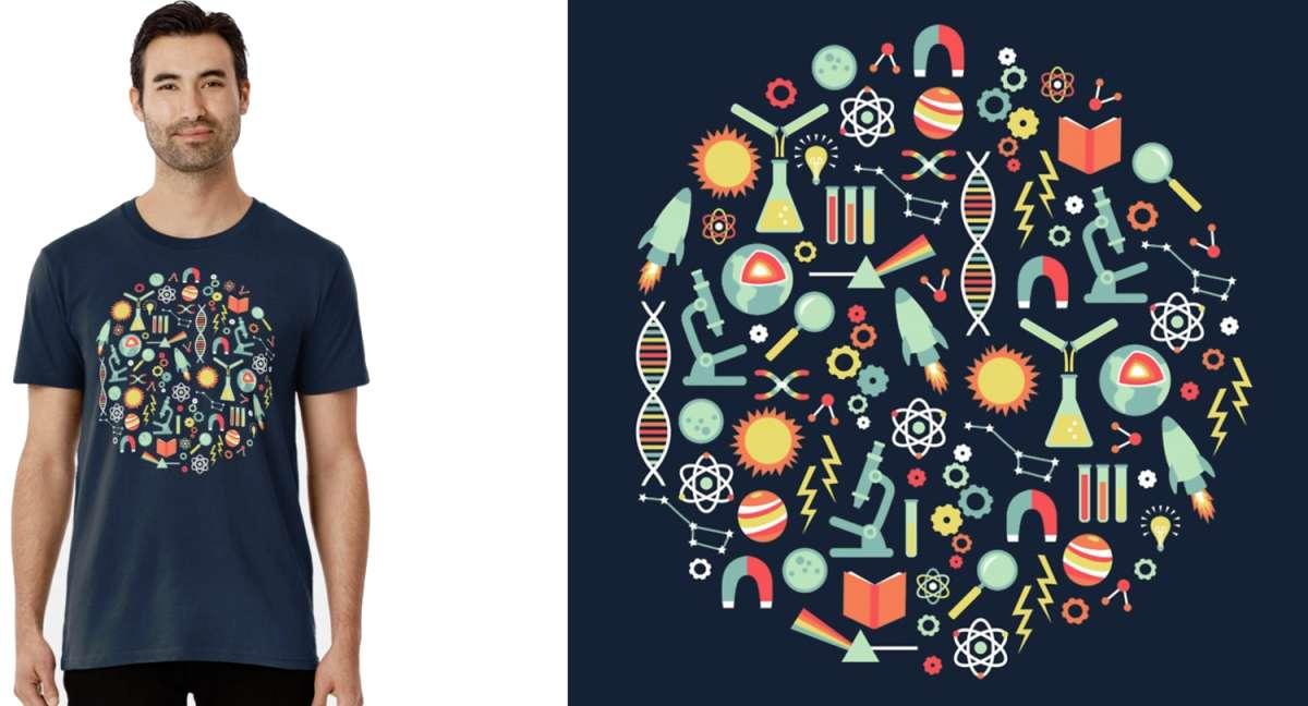 STEM Premium T-Shirt
