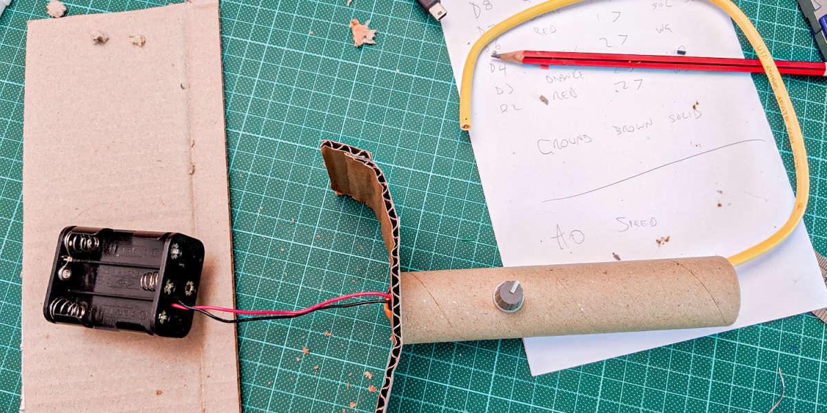 Traffic Light Construction for Arduino