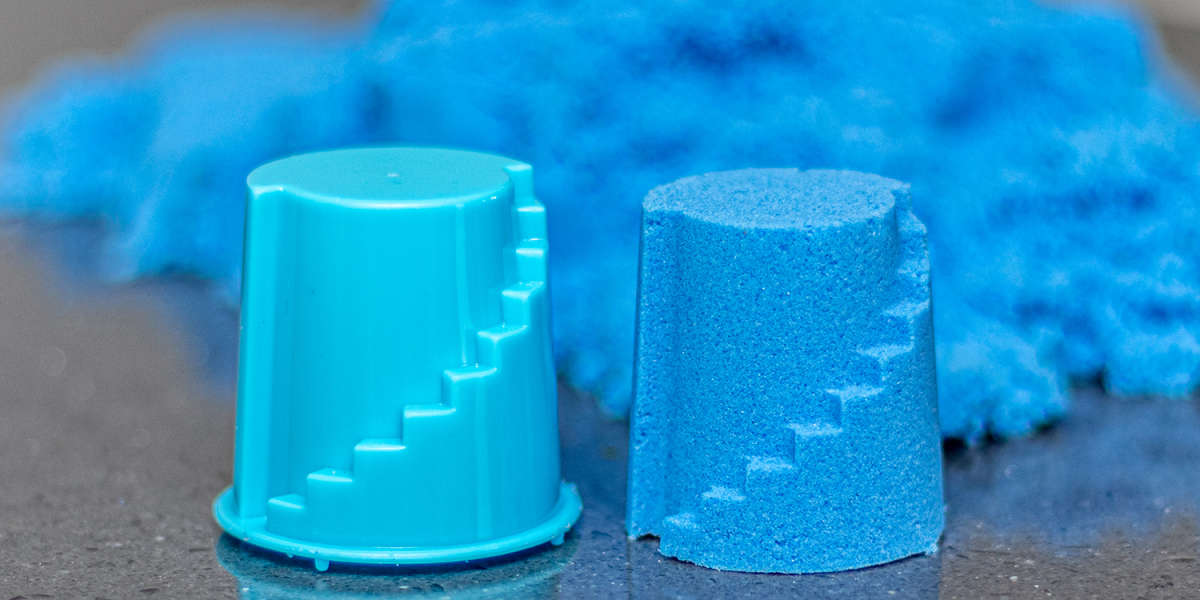 How Does Kinetic Sand Work?