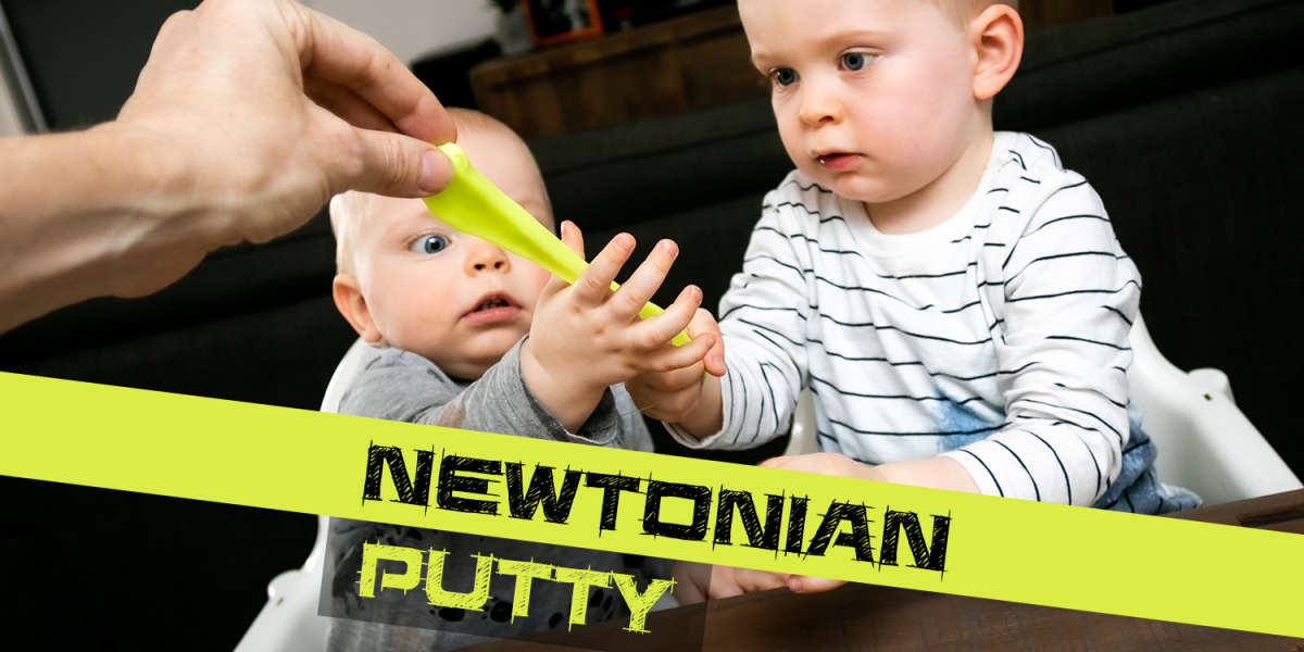 Newtonian Putty by Heebie Jeebies Review