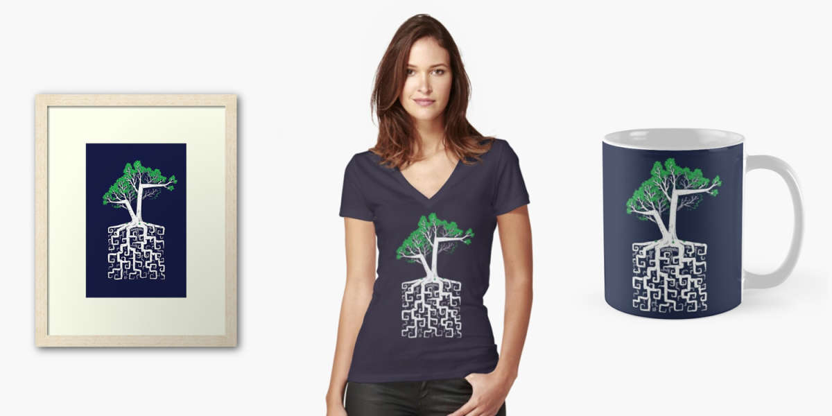 Square Root Science Merchandise