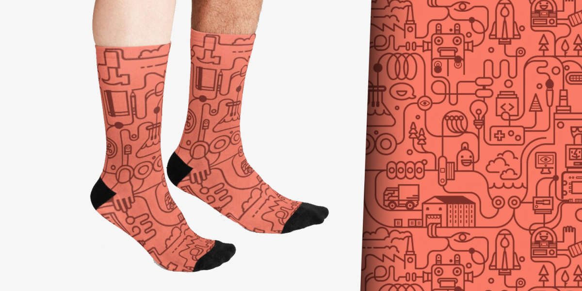 Science Socks available to Buy