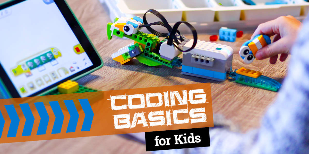 Coding Basics for Kids & Educators